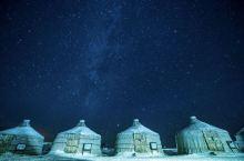 呼伦贝尔冬季❄️冬天的银河也值得你来打卡