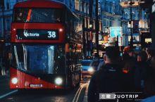 伦敦是一座不夜城
