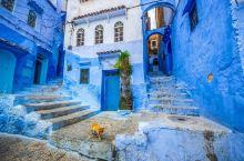 里夫山中的蓝色老城——舍夫沙万