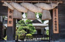 出云大社,日本神话的起源地