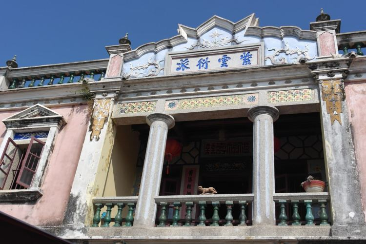 Shuitou Historical Houses2