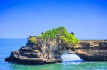巴厘岛打卡点海神庙