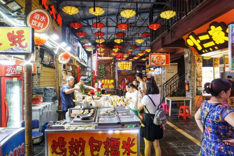 Zhengyang Pedestrian Street3