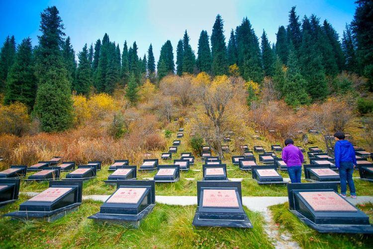 喬爾瑪革命烈士陵園1