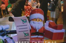 乐高圣诞派对,积木玩具总动员
