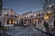 吸血鬼城堡似的酒店,强烈推荐好有刺激的感觉