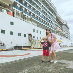 苏比克湾游记图文-歌诗达大西洋号巡游中国南海,五岁娃的邮轮初体验。