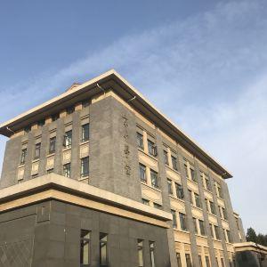 北京师范大学旅游景点攻略图