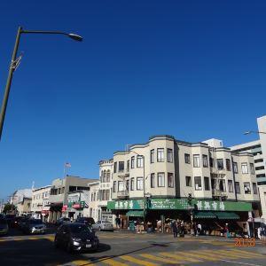 旧金山唐人街旅游景点攻略图