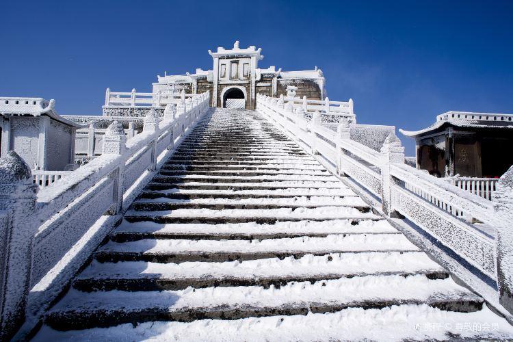 Mount Heng Scenic Area4