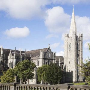 圣帕特里克大教堂旅游景点攻略图