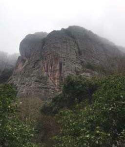 汉仙岩风景名胜区旅游景点攻略图