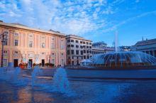 热那亚佛拉里广场