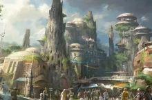 """耗资10亿美元的""""星战""""主题园区真的来了!迪士尼到中国叫卖"""