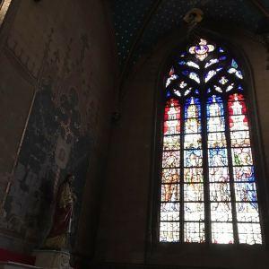 圣苏维尔大教堂旅游景点攻略图