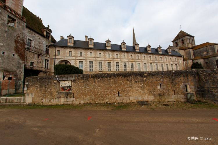 Abbey Church of Saint-Savin sur Gartempe