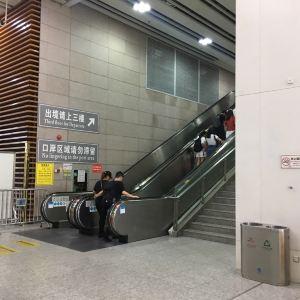 福田口岸旅游景点攻略图