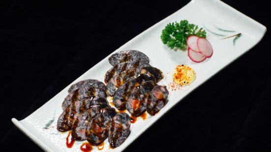 九隱炭火烤肉·料理