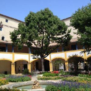 梵高疗养院旅游景点攻略图