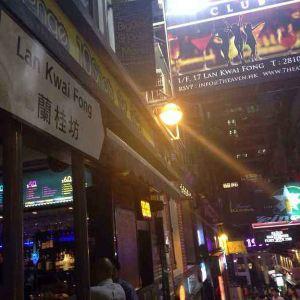 兰桂坊旅游景点攻略图