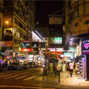 庙街夜市旅游景点攻略图