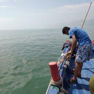 长岛渔家乐海上人家旅游景点攻略图