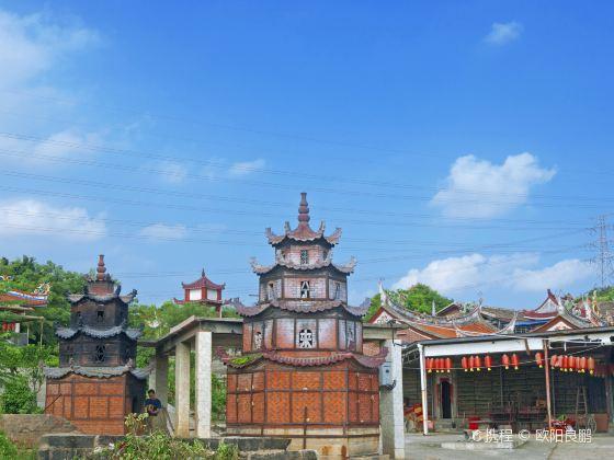 Emperor Guan Temple, Black Peak