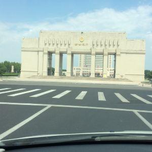 东营新世纪广场旅游景点攻略图