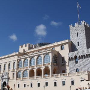 摩纳哥亲王宫旅游景点攻略图