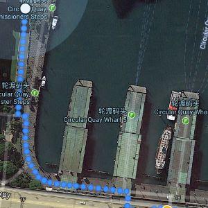 环形码头旅游景点攻略图