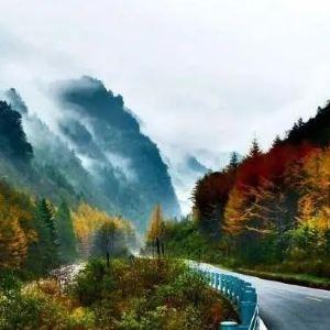蛟河红叶谷旅游景点攻略图