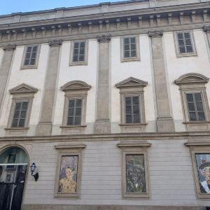 米兰王宫旅游景点攻略图