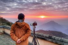 佛教五大名山,红叶最美是哪座,尽在梵天净土