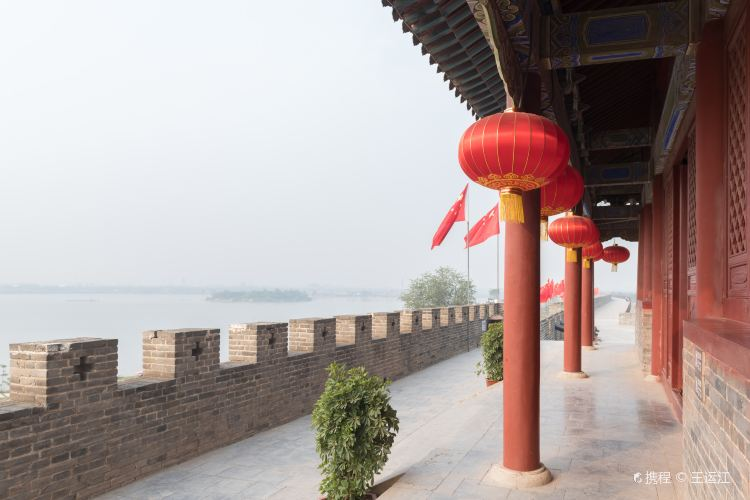 Shangqiu Ancient City Scenic Area2