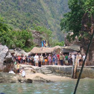007岛旅游景点攻略图