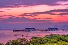 粤港澳大湾区小众海湾,风光静美鲜有人知,是冬日度假的山海秘境