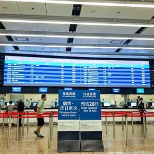 香港游记图文-香港高铁快闪一日游:春节长假提前探路之旅