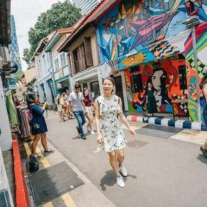 哈芝巷旅游景点攻略图