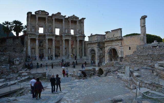 在土耳其寻找世界各大文明的踪迹
