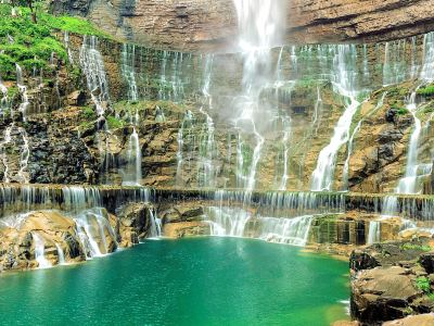 Baligou Scenic Area
