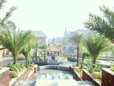 Lutang Hot Spring Resort