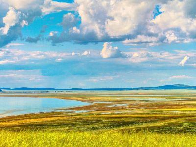 Dalai Nur Lake