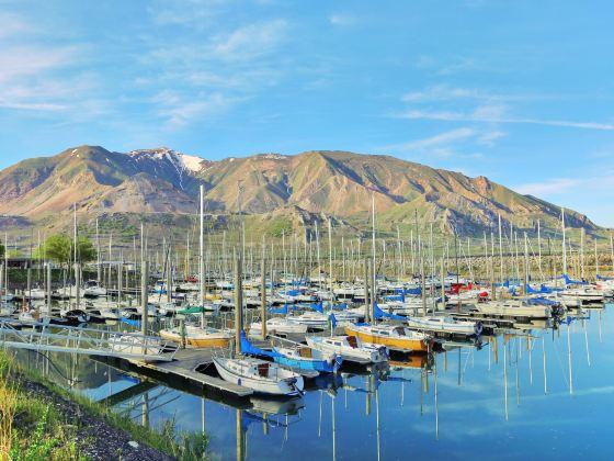 大鹽湖州立遊艇碼頭
