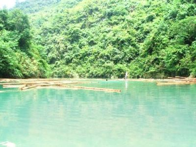 Maoyanhe Jiutiandong Sceneic Area
