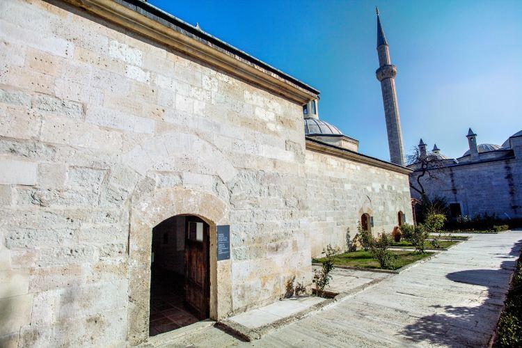 巴耶塞特二世清真寺保健博物館
