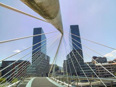 畢爾巴鄂步行橋