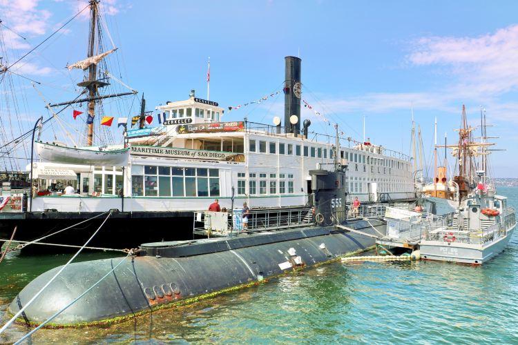 聖地亞哥海事博物館