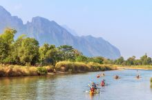 老挝竟然有个户外天堂?热气球、轮胎漂流、探洞一个不落下!