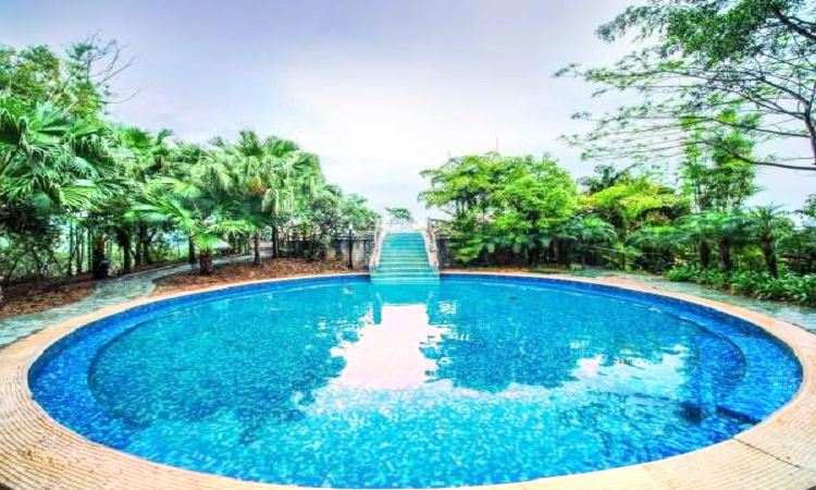 Huizhou Longmen Natural Hot Spring Resort