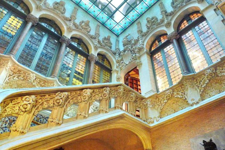 Palau del Baro de Quadras1
